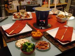 New Year S Eve Dinner Ideas Delicious Dishings New Year U0027s Eve At Home With Fondue