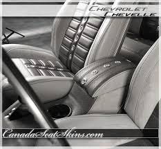 1969 Chevelle Interior 1969 Chevelle Sport Xr Upholstery And Seat Foam Kit