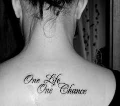 design tattoos designs quotes on side