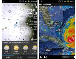 the best weather app for android 6 best android weather apps techshout