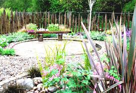 Small Rock Garden Design by Small Space Rock Garden Ideas The Inspirations Gardens Design