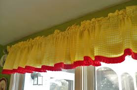 Diy Kitchen Curtain Kitchen How To Make Kitchen Curtains Easily How To Make Simple