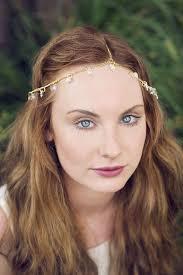 chain headpiece chain headpiece chain headdress clear swarovski heart hair