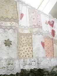 Shabby Chic Curtains Pinterest by Gardine Landhausstil Weiß Shabby Chic 105 Interior Curtains