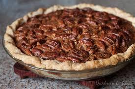classic pecan pie barbara bakes