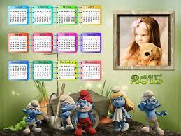 fotomontaje de calendario 2015 minions con foto hacer mejores 94 imágenes de calendarios 2015 en pinterest recursos
