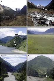 si e r ion rhone alpes erosion rates of the bhutanese himalaya determined in situ