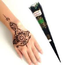 1 natural prem dulhan brown temporary tattoo mehendi henna ink