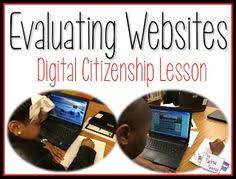 evaluating websites powerpoint and activities powerpoint lesson