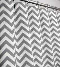 black and white chevron curtains chevron drapery fabricins