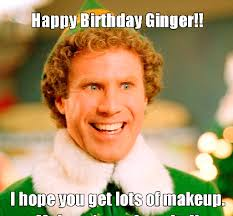 Ginger Meme - happy birthday ginger meme mne vse pohuj