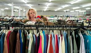 used clothing stores items you should not buy at a thrift store market mad house