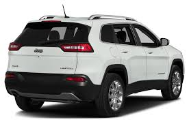 jeep cherokee back 2016 jeep cherokee price photos reviews u0026 features