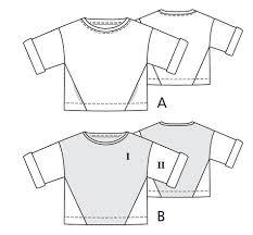 easy sweatshirt 02 2017 111a u2013 sewing patterns burdastyle com