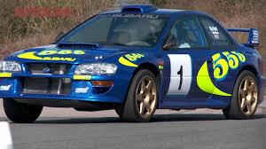 subaru gc8 rally subaru rally special by autocar co uk youtube