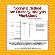 literary analysis worksheet free worksheets library download and