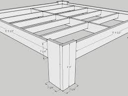 bed md319 k csg 2 california king size vs dimensions