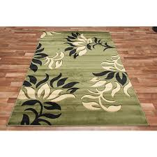 Green Kitchen Rugs Black And Green Rugs Roselawnlutheran
