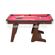 Folding Pool Table 8ft Foldable Pool Table Foldable Pool Table Suppliers And