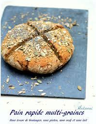 recettes de cuisine sans gluten rapide sans levure de boulanger avec ou sans gluten