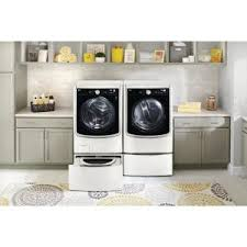 home depot samsung microwave black friday lg electronics 5 2 cu ft high efficiency front load washer with