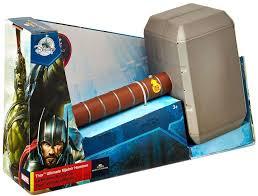 disney marvel thor ragnarok thor ultimate mjolnir hammer exclusive