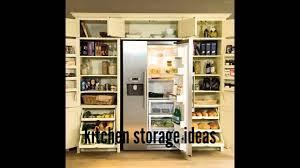 kitchen storage ideas youtube