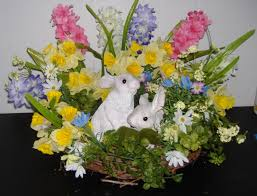 16 easy and fun easter decorations you can make last minute for a