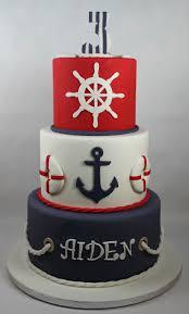 nautical cake nautical birthday cake lil miss cakes