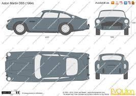 the blueprints com vector drawing aston martin db5
