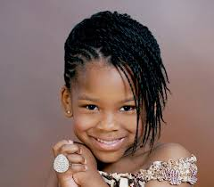 pictures of braided hairstyles for little black girls with short hair