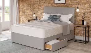Divan Bed Set Monaco Ortho Divan Bed Set Bensons For Beds