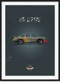 butzi porsche car bone porsche posters are now available in the shop u2022 petrolicious