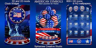 next 3d launcher apk free american symbols 3d next launcher theme 1 0 apk