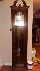 Emperor Grandfather Clock Howard Miller Grandfather Clock Chateau 610 520 U2022 850 00 Picclick