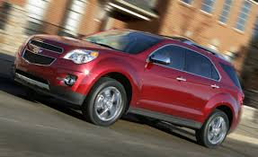 2010 chevrolet equinox u2013 review u2013 car and driver