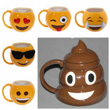 Coffee Mugs Wholesale Emoji Cute Mugs Emotive Coffee Mug Office Drinking Cup Smiling