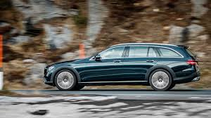 mercedes e diesel mercedes e class 350d all terrain 2017 review by car magazine