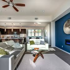Navy Living Room Furniture Navy Blue Accent Wall With White Carpet For Small Living Room