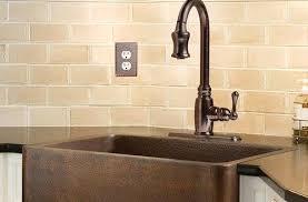copper kitchen faucets best 25 copper kitchen faucets ideas on taps amazing