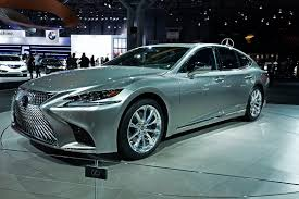 lexus sriracha lexus ls 500 f sport new york international auto show