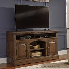 ashley furniture larrenton entertainment center in grayish brown
