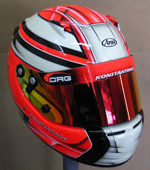 bell red bull motocross helmet custom painted arai kart helmet 130 hand painted helmets