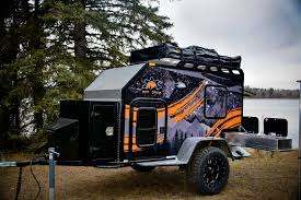 offroad travel trailers off grid teardroptrailers teardrop camper off road trailers