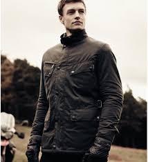bike leathers for sale cheap men barbour colomer waxed jacket sage factory shop online