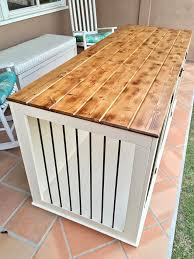 Dog Crate Furniture Bench Home Decor U2013 Dailey Woodworks