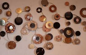 Home Decor Sculptures Wall Art Designs Bronze Wall Art Metal Wall Art Eclipse Home