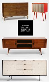 Modern Furniture Dressers by Mid Century Modern Archives Visualheart