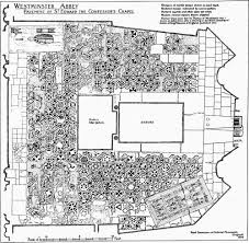floor plan of westminster abbey inventory of monuments of westminster abbey the church british