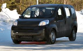fiat qubo mule photo gallery autoblog